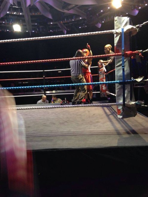 Boxing For Charity 2013