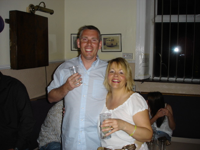 Dave Noddles 40th At The Fire Station 2006