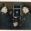 Long service medal ceremony Feb 1983