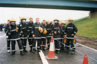 Charity Walk M65 Before Opened