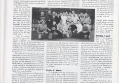 Vets On Tour 1996