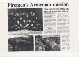 Life Saving Missions To Armenia