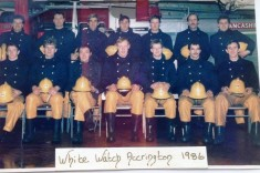 Accrington White Watch 1986