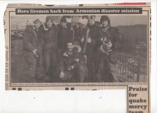 Life Saving Missions To Armenia