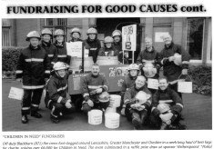 Fundraising Children In Need 1999