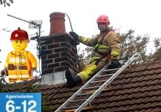 Firefighters' Chimney Exploits