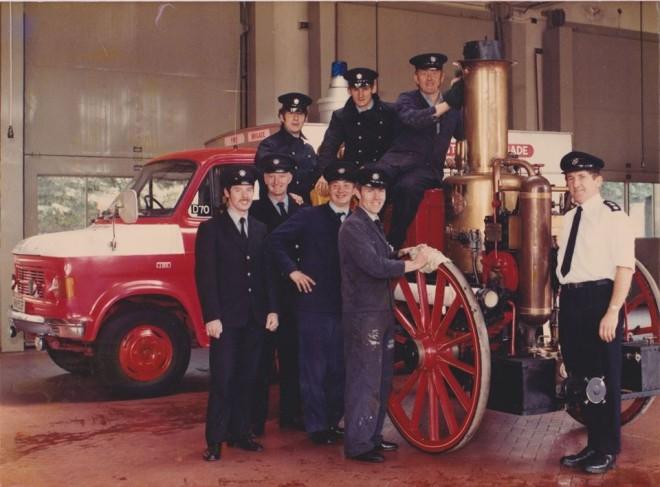 Watch Photo D70 Accrington 1980's