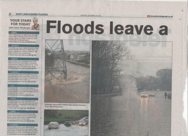 Flooding In The Northwest