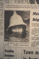 Neil Makes A Big Splash