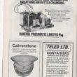 Advert For Air Compressor 1980
