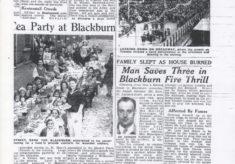 Man Saves Three In Blackburn Fire