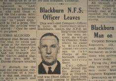 NFS Officer Leaves Blackburn To Return To Home Town