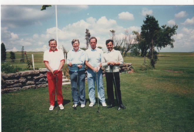 Ken Todd and Bob France