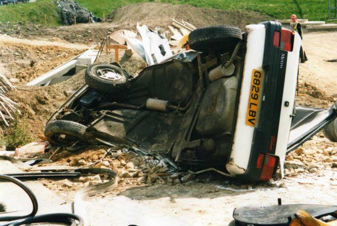 Roman Road R.T.A. 1996