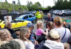 Blackburn Fire Station Open Day 2019