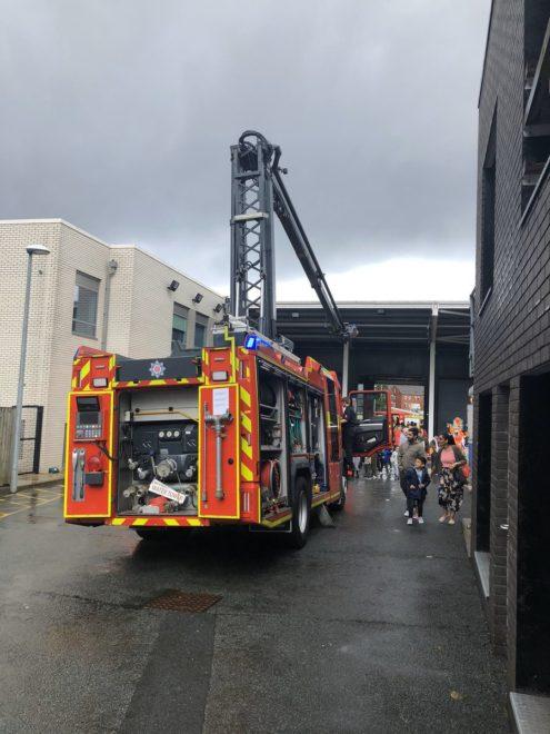 Blackburn Fire Station Open Day 2019