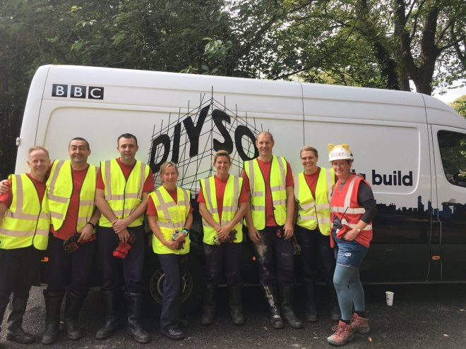DIY SOS Blackburn Green Watch Are There